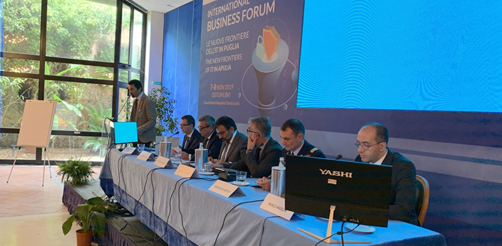 International Business Forum